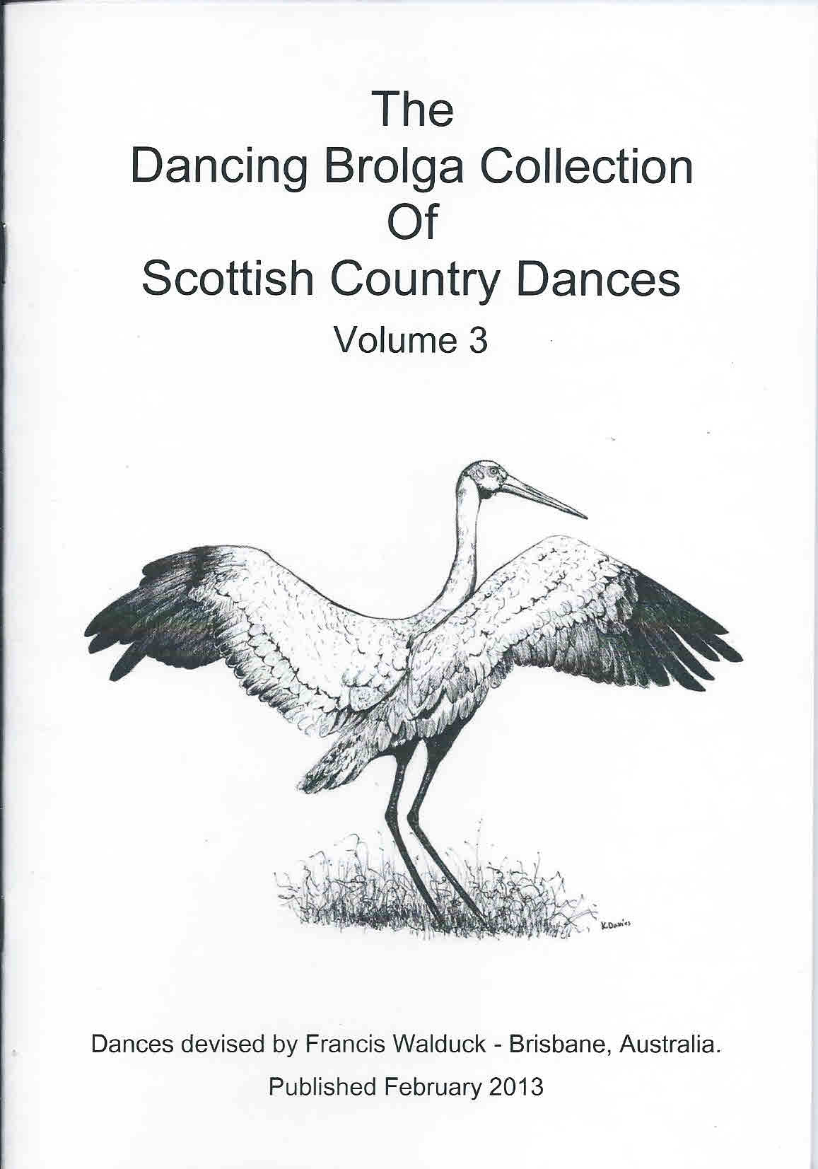 The Dancing Brolga Collection of SCD